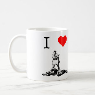 I Heart Knockouts Coffee Mug