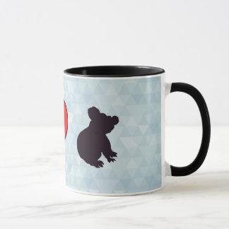 I Heart Koalas Mug