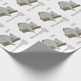 I Heart Koalas Wrapping Paper