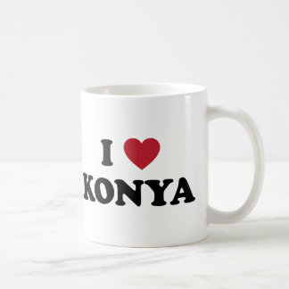 I Heart Konya Turkey Coffee Mug