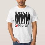 I Heart KPOP in Korean Value T-Shirt