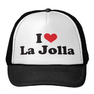 I Heart La Jolla Trucker Hat