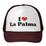 I Heart La Palma Mesh Hat