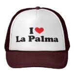 I Heart La Palma Trucker Hat