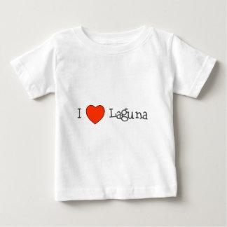 I Heart Laguna Baby T-Shirt
