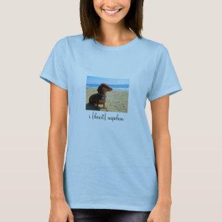 i [heart] - Landscape Womens T-Shirt