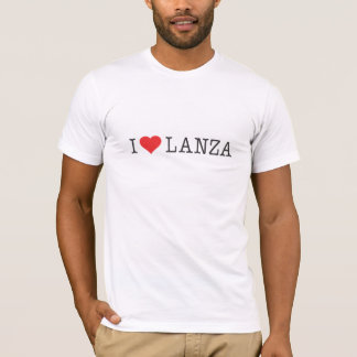 I Heart Lanza T-Shirt