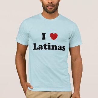 I Heart Latinas T-Shirt