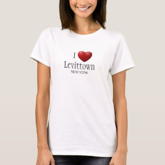 """I [heart] Levittown New York"" t-shirt"