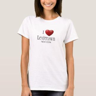 """I [heart] Levittown New York"" t-shirt"