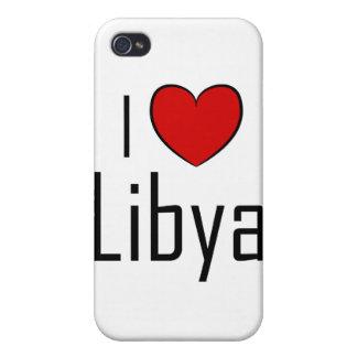 I Heart Libya iPhone 4/4S Cover