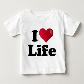I Heart Life Baby T-Shirt