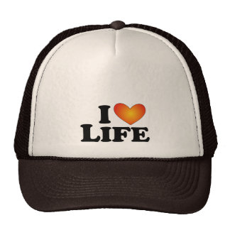 I (heart) Life - Lite Multi-Products Hats