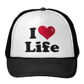 I Heart Life Trucker Hat