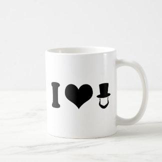 I Heart Lincoln Coffee Mug