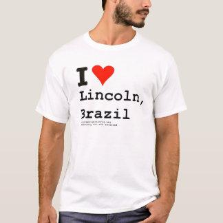 I Heart Lincoln T-Shirt
