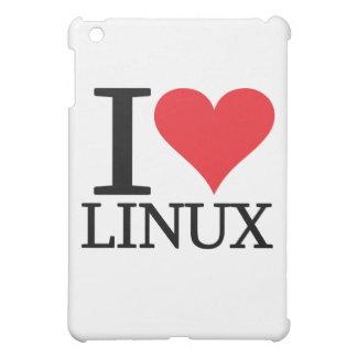 I Heart Linux iPad Mini Case