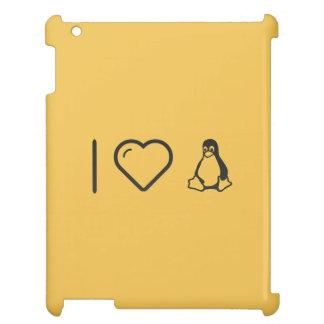I Heart Linuxs Case For The iPad 2 3 4