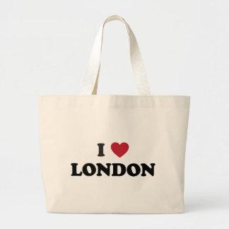 I Heart London England Bags