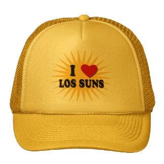 I Heart Los Suns I Love Los Suns Tshirts Trucker Hats