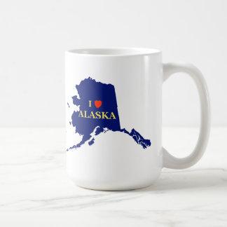 I Heart (Love) Alaska Coffee Mug