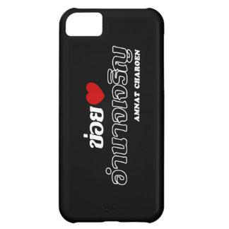 I Heart (Love) Amnat Charoen, Isan, Thailand iPhone 5C Covers