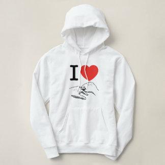 I Heart (Love) Anal Hoodie