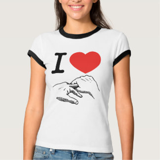 I Heart (Love) Anal T-Shirt