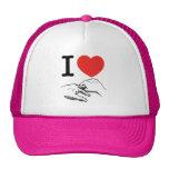 I Heart (Love) Anal Trucker Hat