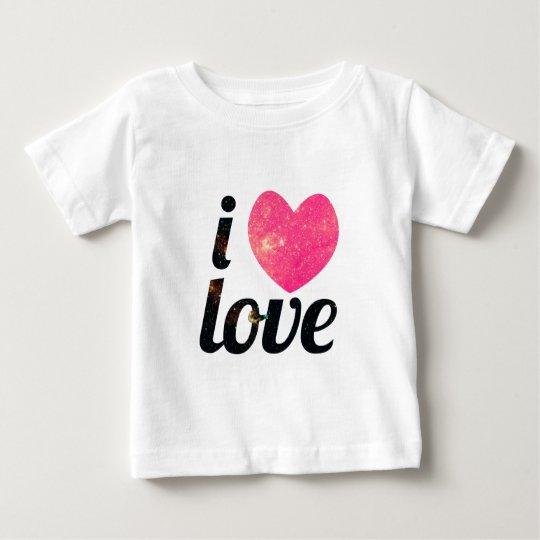 I Heart Love Baby T-Shirt