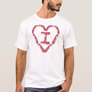 I Heart Love Bacon T-Shirt
