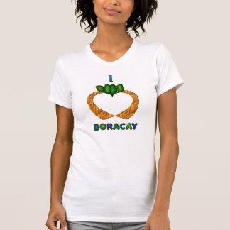 I Heart (Love) Boracay T-Shirt