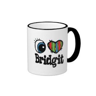 I Heart (Love) Bridgit Mugs