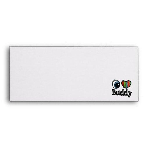 I Heart (Love) Buddy Envelopes