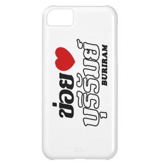 I Heart (Love) Buriram, Isan, Thailand iPhone 5C Covers