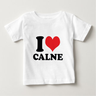 I Heart / love calne Baby T-Shirt