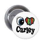 I Heart (Love) Carley Button