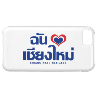 I Heart (Love) Chiang Mai ❤ Thailand iPhone 5C Cover