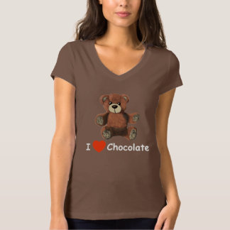 I Heart (Love) Chocolate T-Shirt