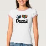 I Heart (Love) Dani Tshirt