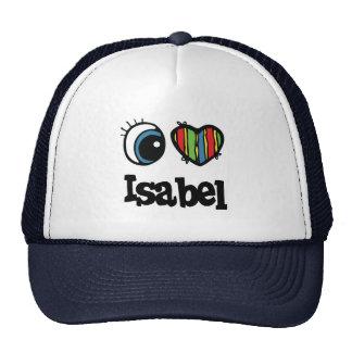 I Heart (Love) Isabel Trucker Hat