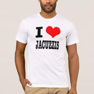 I HEART (LOVE) JACUZZIS T-Shirt