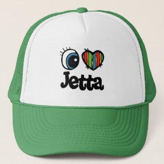I Heart (Love) Jetta Trucker Hat