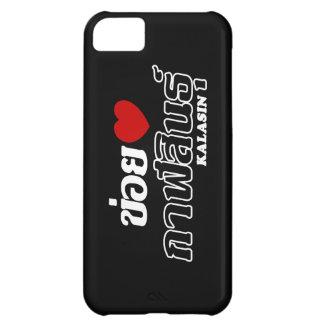 I Heart (Love) Kalasin, Isan, Thailand Case For iPhone 5C