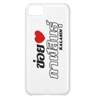 I Heart (Love) Kalasin, Isan, Thailand Cover For iPhone 5C