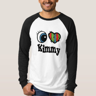 I Heart (Love) Kimmy T-Shirt