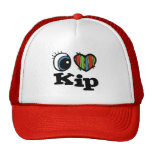 I Heart (Love) Kip Mesh Hat