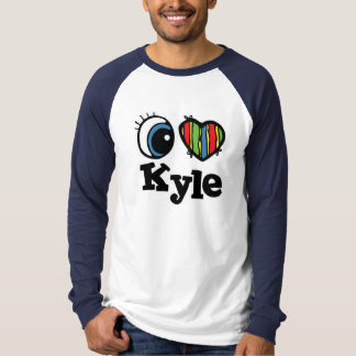 I Heart (Love) Kyle T-Shirt