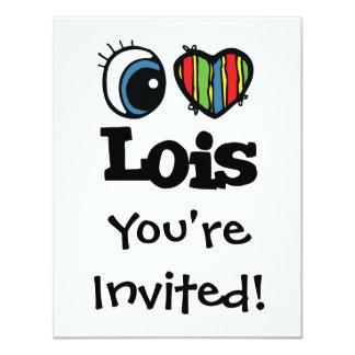I Heart (Love) Lois Card