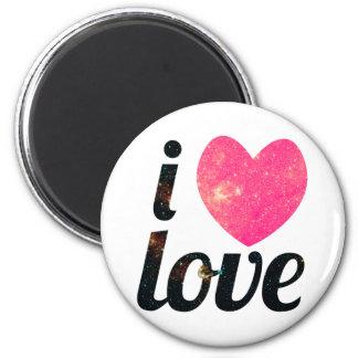 I Heart Love Magnet